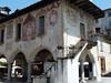 Městečko Orta San Giulio, Palazzo della Comunità na Piazza Motta, foto: Petr Nejedlý