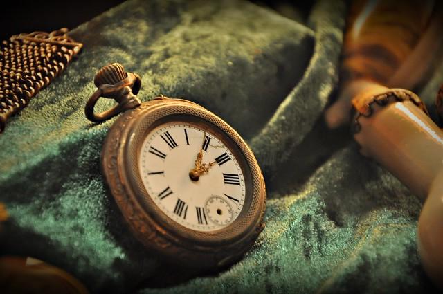 Zeit ist dein Gefährte