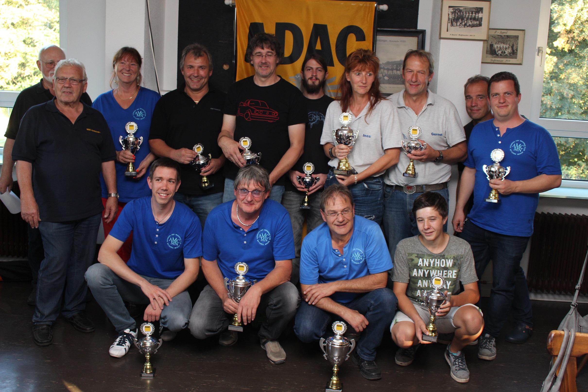 Süddeutsche Meisterschaft des ADAC Nordbaden im Turniersport 2018