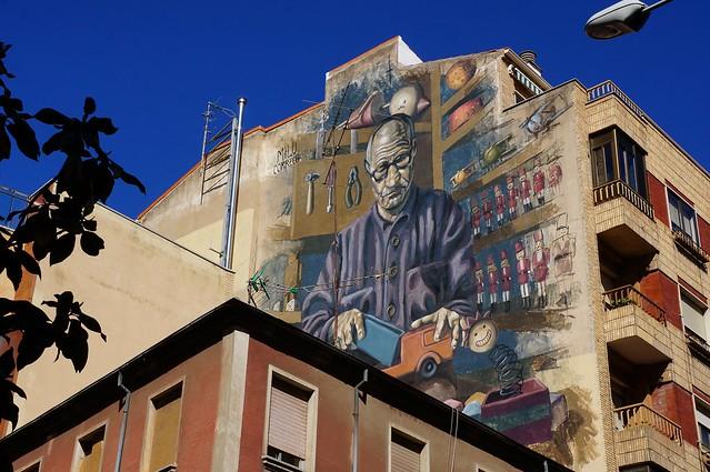 Salamanca. Barrio del Oeste.