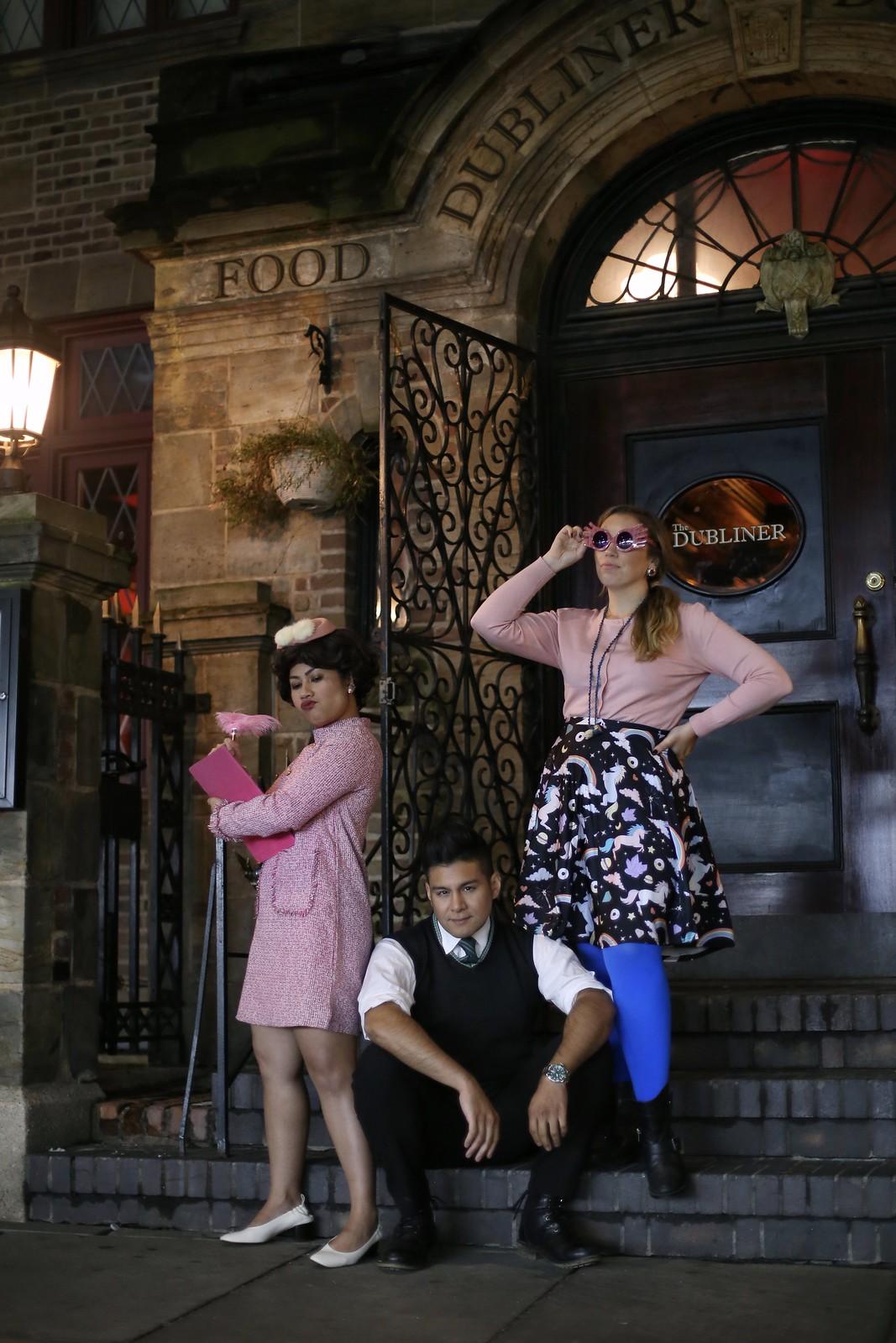 Luna Lovegood Harry Potter Costume   Last Minute Halloween Costumes You Can Amazon Prime