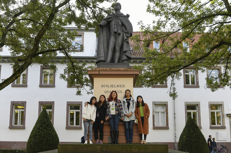 Introductory Week for International Students 2019