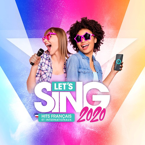 Thumbnail of Let's Sing 2020 Hits Francais et Internationaux on PS4