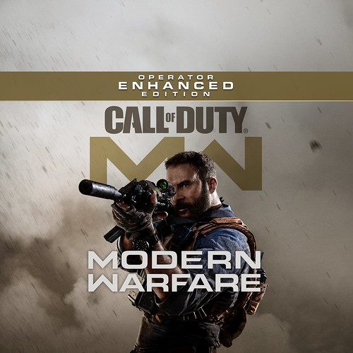 Thumbnail of Call of Duty Modern Warfare - Operator Enhanced Edition on PS4