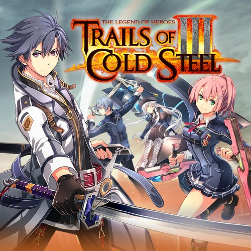 Thumbnail of The Legend of Heroes Trails of Cold Steel III on PS4