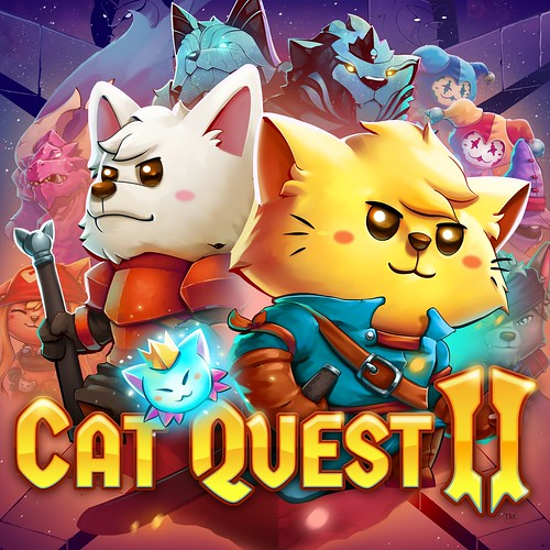 Thumbnail of Cat Quest II on PS4