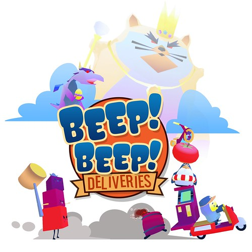 Thumbnail of Beep! Beep! Deliveries on PS4