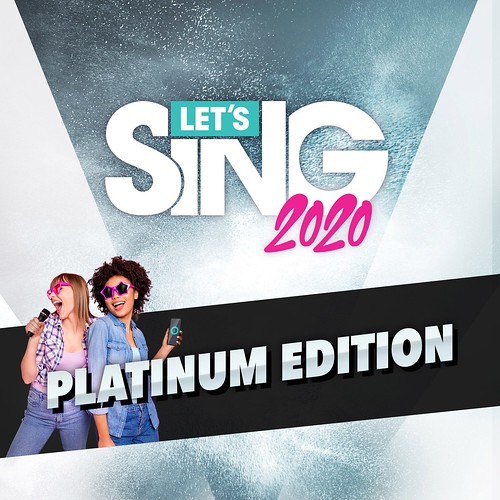 Thumbnail of Let's Sing 2020 - Platinum Edition on PS4