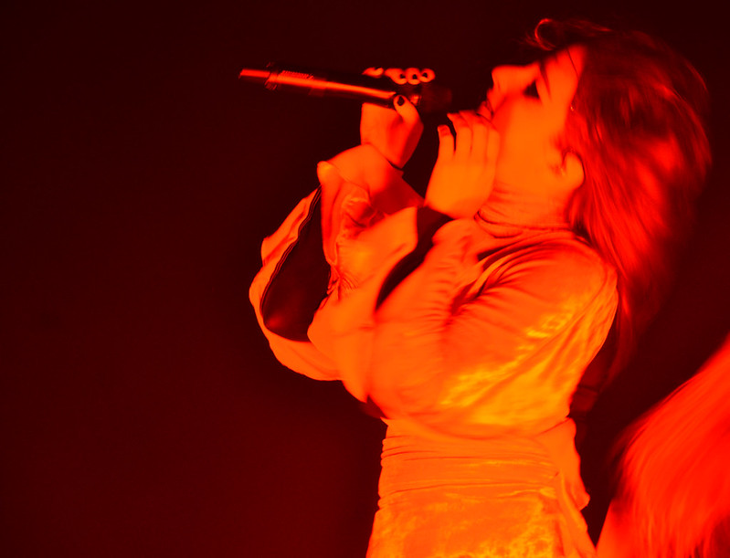 Banks live at the Fillmore New Orleans