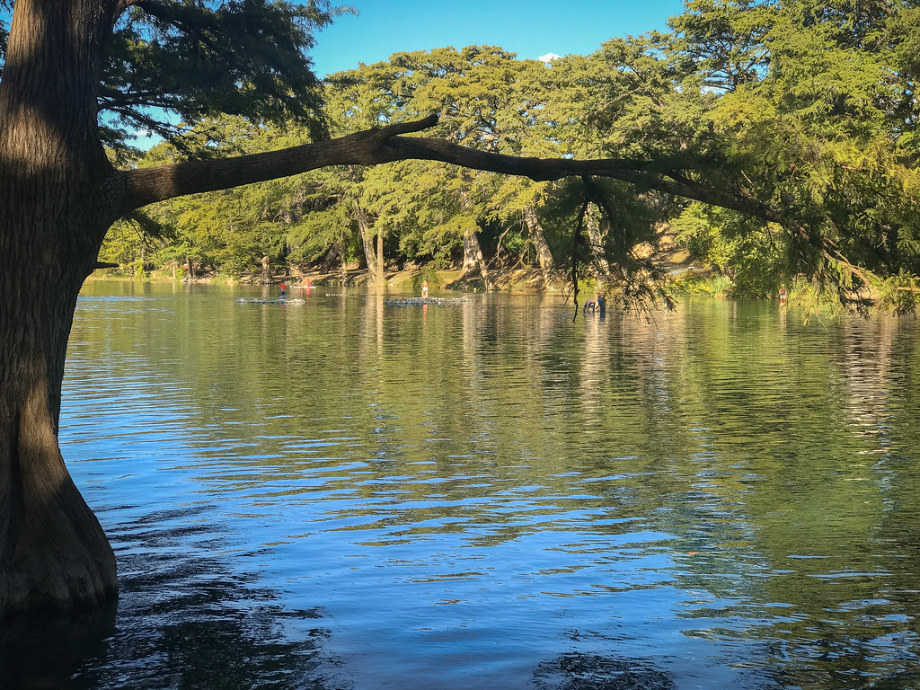 Frio River at Garner State Park 10-19-2019 (2 of 1)