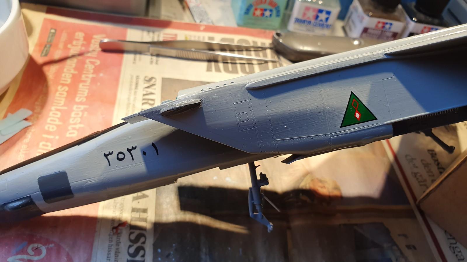 MiG-25BM Iraqi Air Force 1988 - ICM/Revell 1/48 + extra - Färdig! - Sida 7 48936314203_ab0e155870_h