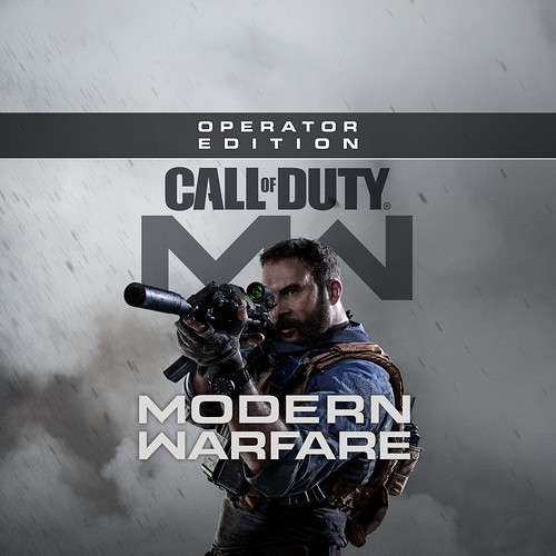 Thumbnail of Call of Duty Modern Warfare - Operator Edition on PS4