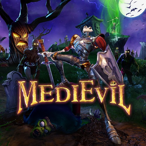 Thumbnail of MediEvil on PS4