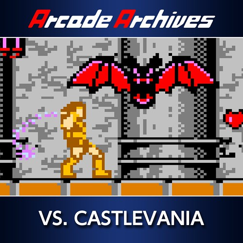 Thumbnail of Arcade Archives VS. CASTLEVANIA on PS4