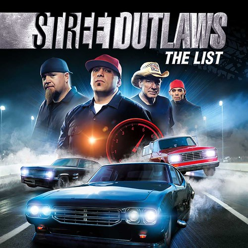 Thumbnail of Street Outlaws The List on PS4