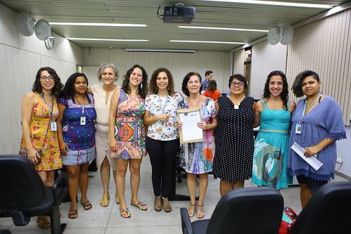 Reunião Ordinária - Comissão de Mulheres