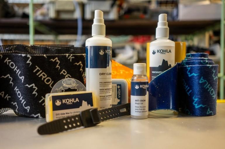 Jak voskovat, impregnovat a obnovovat lepidlo pásů