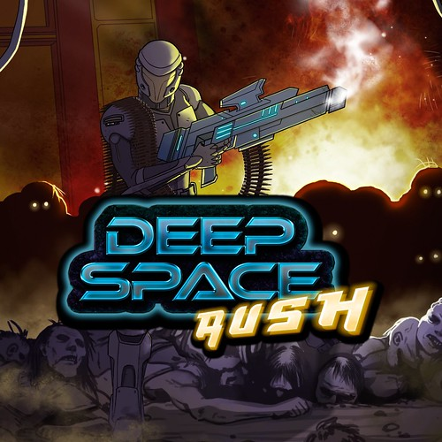 Thumbnail of Deep Space Rush on PS4