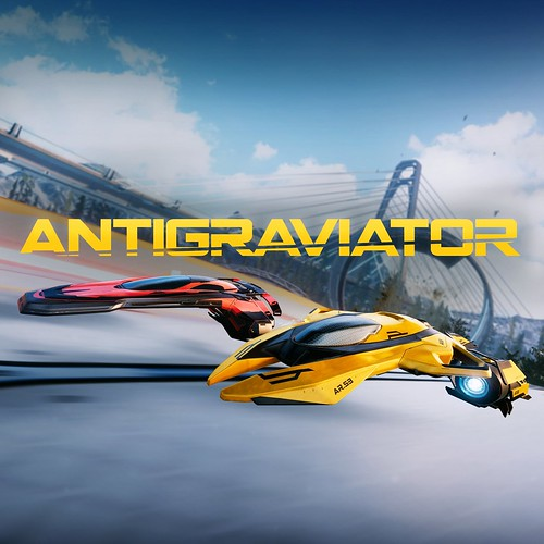 Thumbnail of Antigraviator on PS4