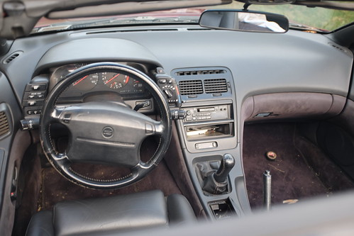 10-2019   Nissan 300ZX 1963 interior Photo