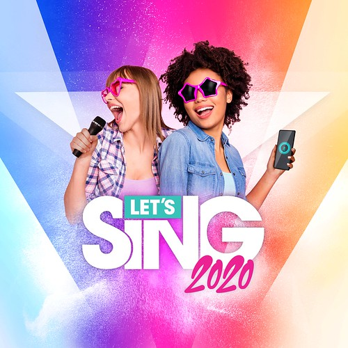Thumbnail of Let's Sing 2020 on PS4