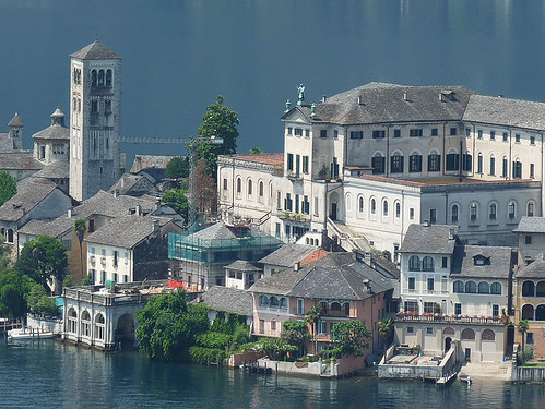Orta San Giulio – půvabné zákoutí Piemontu