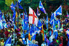st georges flag and others