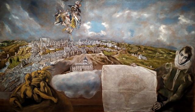El Greco Toledo