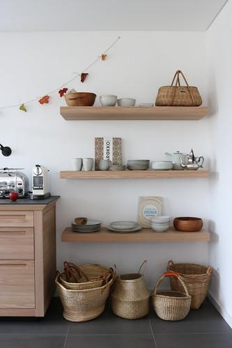 Herbst in der Küche