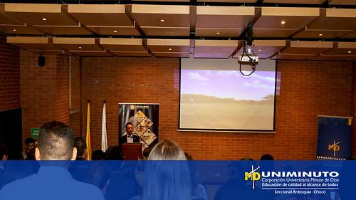 Integrantes de semilleros de investigación se dieron cita en III ESIU 2019