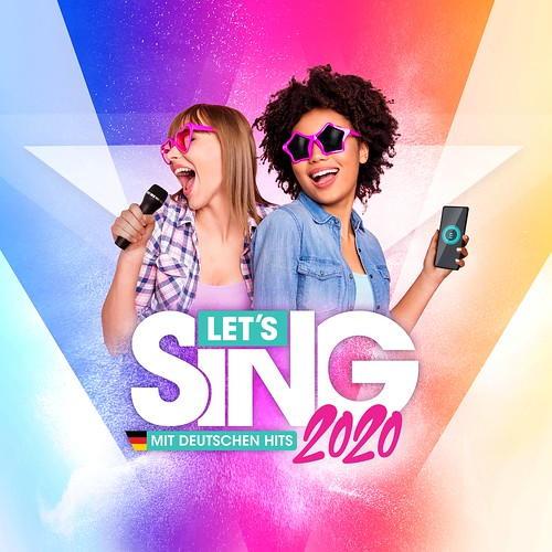 Thumbnail of Let's Sing 2020 mit deutschen Hits on PS4