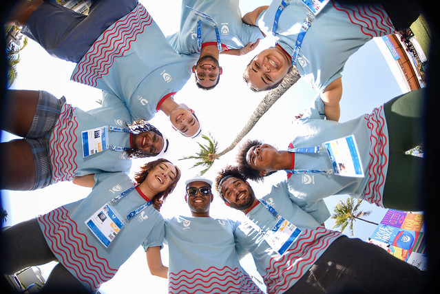 JUBs Bahia 2019 Voluntários