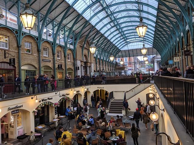 Zona Covent Garden