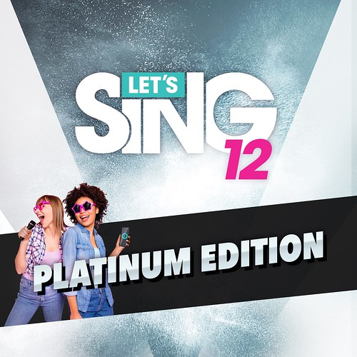 Thumbnail of Let's Sing 12 - Platinum Edition on PS4