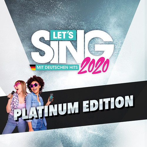 Thumbnail of Lets Sing 2020 mit deutschen Hits - Platinum Edition on PS4