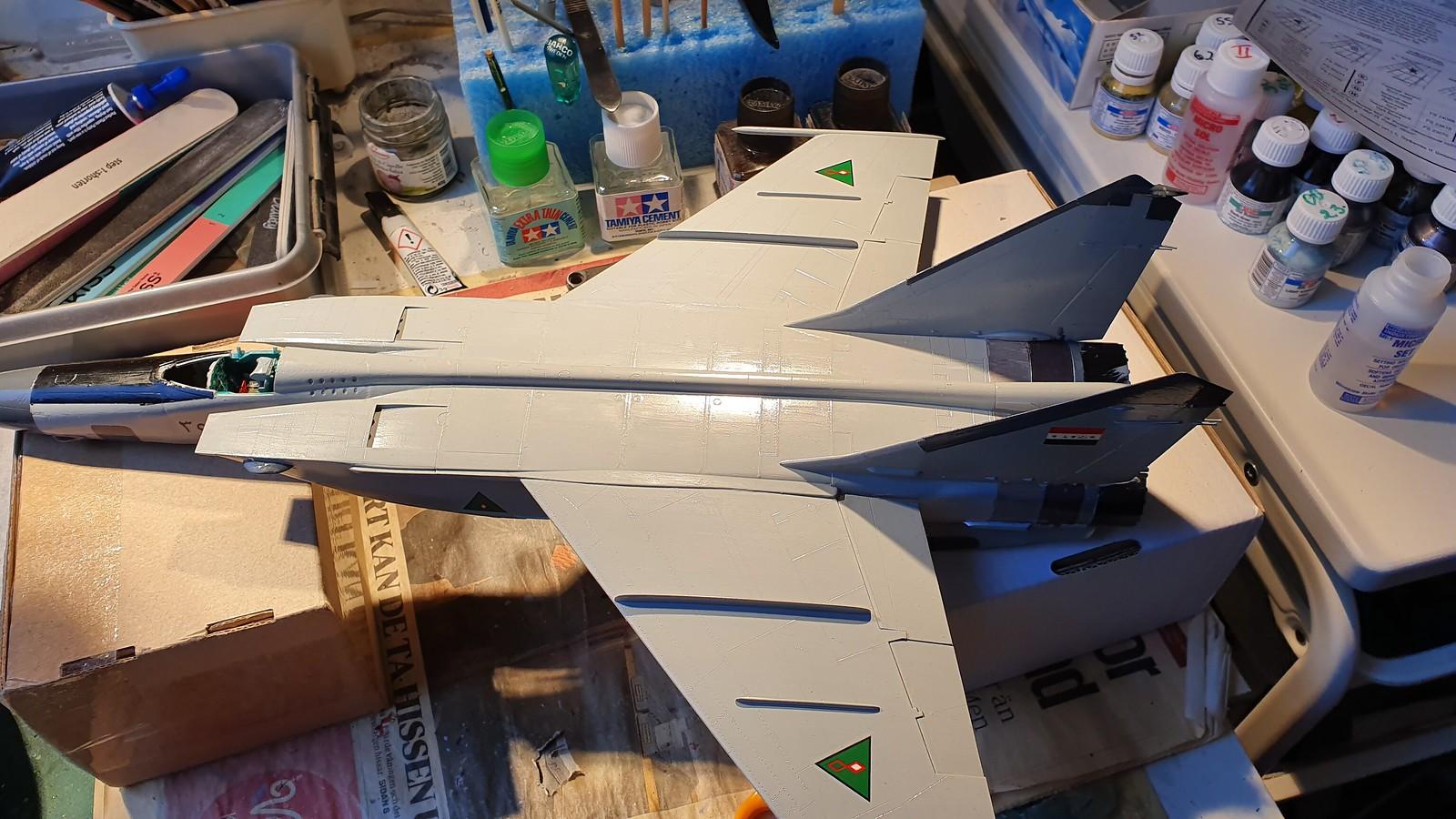 MiG-25BM Iraqi Air Force 1988 - ICM/Revell 1/48 + extra - Färdig! - Sida 7 48936860406_54d8987507_h