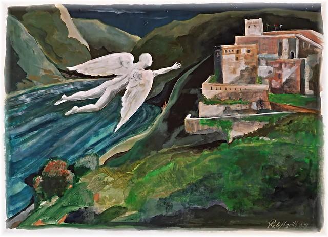 L'angelo di Rheinfels