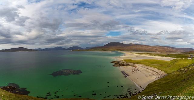 Scotland has the best beaches...