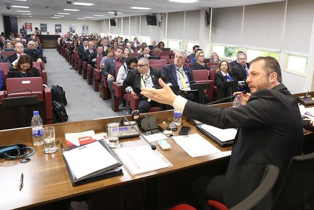 21.10.2019- Reunião do Conselho Secional