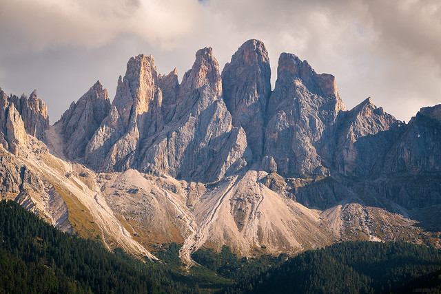 Odle Peaks