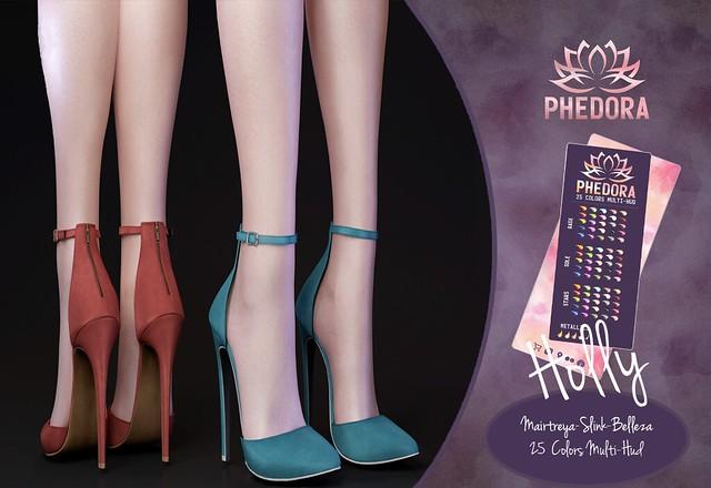 Phedora. for TRES CHIC -