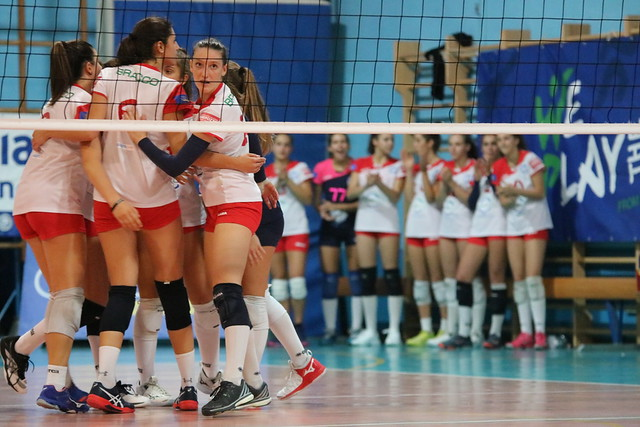 Serie C 18 Ottobre 2019  - Bracco Pro Patria Volley  - DUO Volley Castellanza 1 - 3