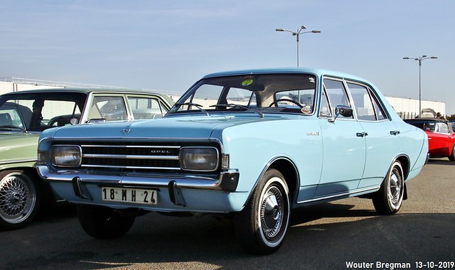 Opel Rekord 1700 L 1969