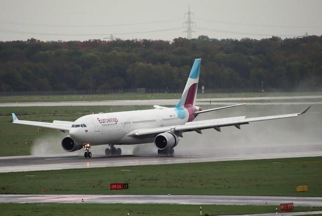 Eurowings, D-AXGE, MSN 612, Airbus A 330-203, 19.10.2019, DUS-EDDL, Düsseldorf