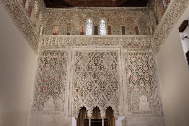 Sinagoga tránsito Toledo