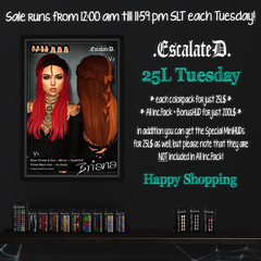 .EscalateD. | 25L Tuesday | 22.October.19