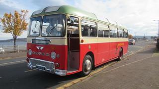 MacBrayne Bus at Dunoon