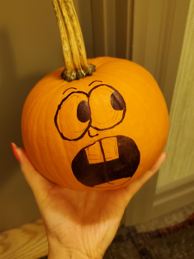 leftbanked pumpkin