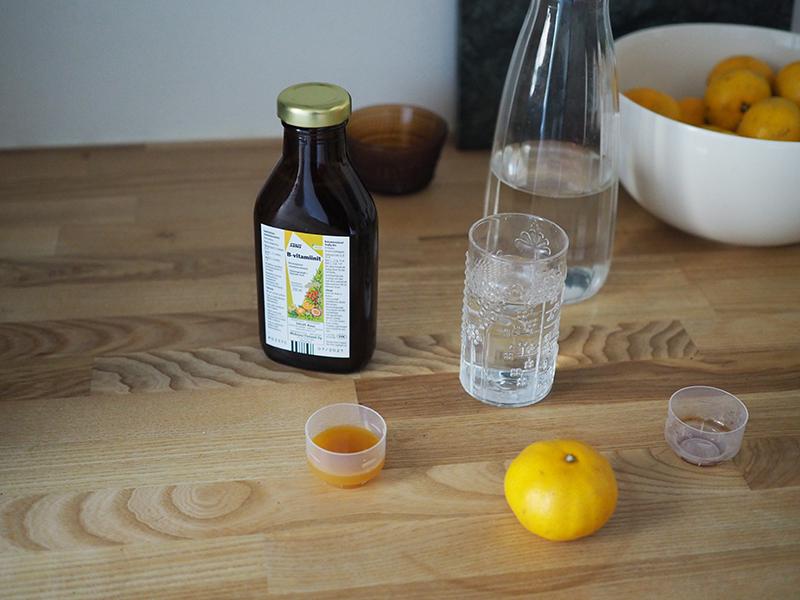 Salus B-vitamiinit nestemäinen
