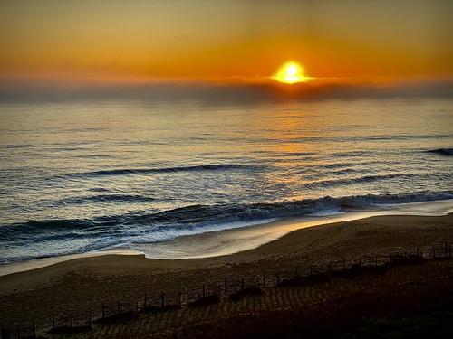 appleiphone11pro kittyhawk outerbanks northcarolina 2019 sunrise lowlight beaches